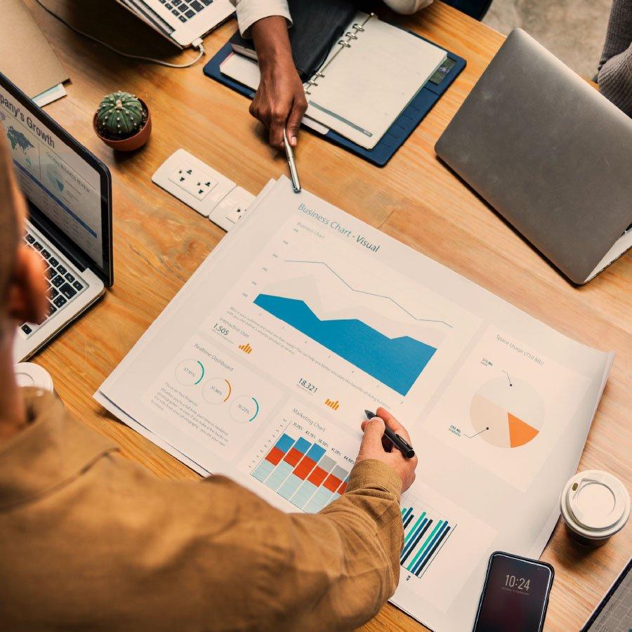 consulenza analisi e report