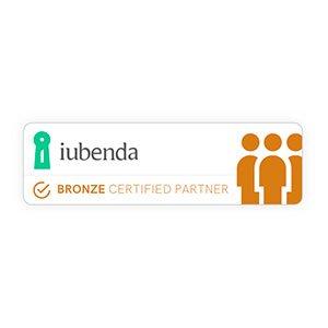 Iubenda certified