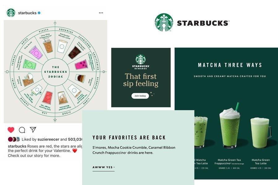 Tone of Voice-Starbucks.