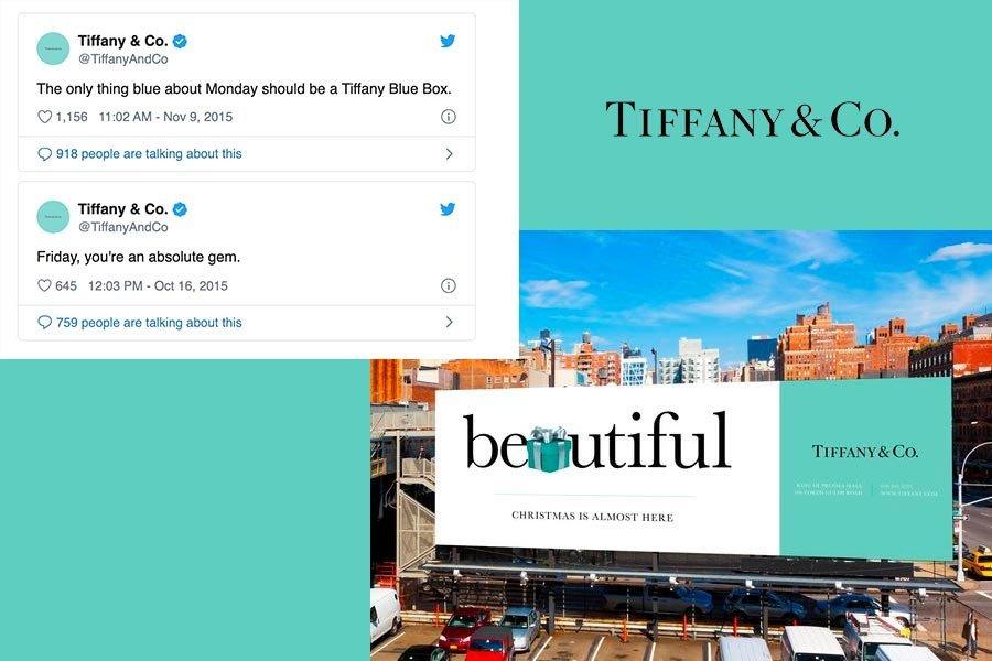 Tone of Voice- Tiffany&Co.